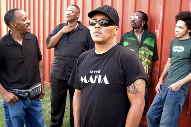 Dumpstafunk - COURTESY OF DUMPSTAPHUNK