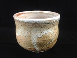 "PHOTO BY THE ARTIST - ""Dune"" Matcha Chawan by Lauryn Axelrod"