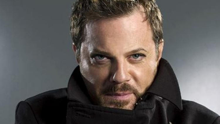 Eddie Izzard at HSU's Van Duzer Theatre on Saturday, Oct. 20