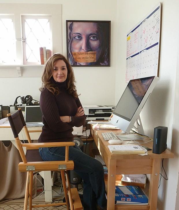 Enterprise Publisher and Editor Caroline Titus - RYAN BURNS/JOURNAL FILE PHOTO