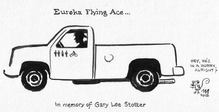 Eureka Flying Ace - JOEL MIELKE