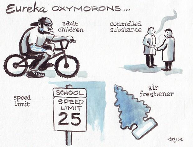 Eureka Oxymorons