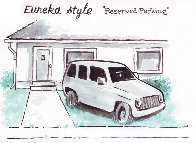 Eureka Style - JOEL MIELKE