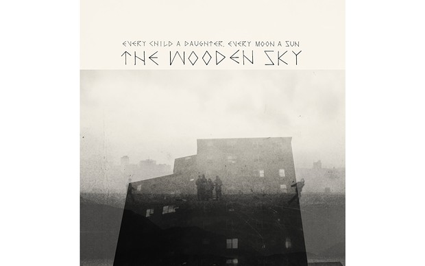 Every Child A Daughter, Every Moon A Sun - BY THE WOODEN SKY - BLACK BOX RECORDINGS