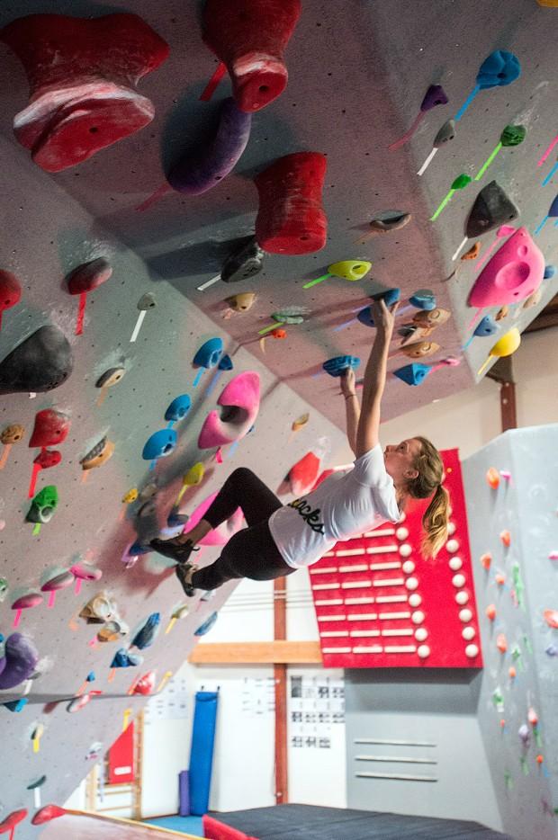 Far North Climbing Gym - MARK MCKENNA
