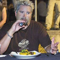 Fieri in the Belly