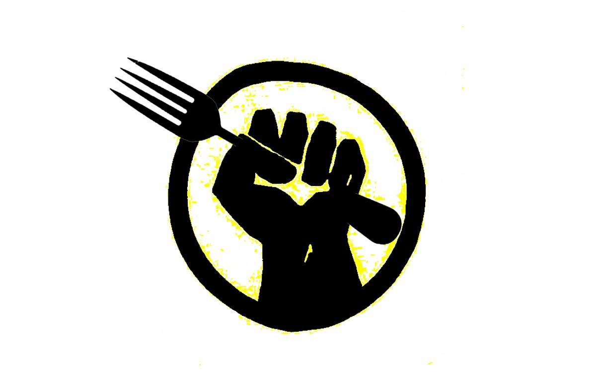 Food First! - GRAPHIC BY BOB DORAN