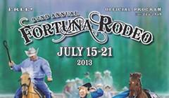 Fortuna Rodeo 2013