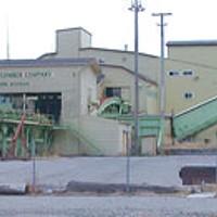 Fortuna's Palco mill, NCJ file photo
