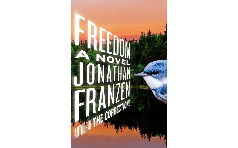 Freedom: A Novel - BY JONATHAN FRANZEN - FARRAR, STRAUS AND GIROUX