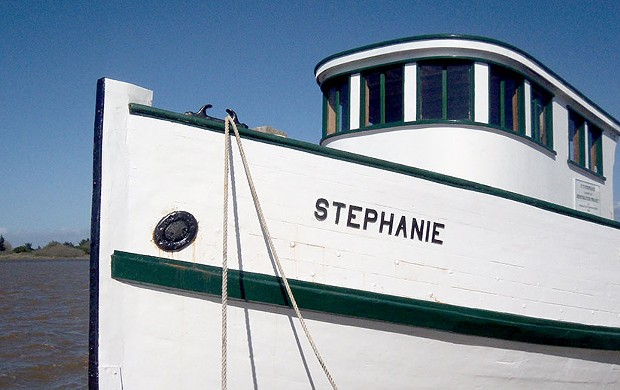 FV Stephanie - PHOTO BY DALENE ZERLANG