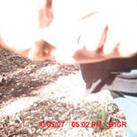 BIGFOOT TRAPPED BY NORCAL FANATIC! Game-cam test shot. Is this thing on?