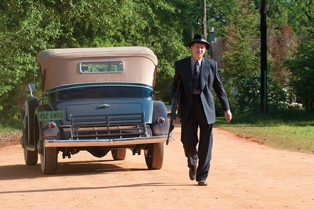 Gary Oldman in Lawless.