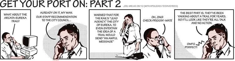 Get Your Port On: Part 2 - JOEL MIELKE