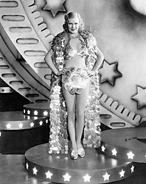 Ginger Rogers in 'Gold Diggers of 1933'