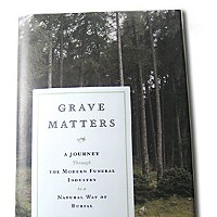 After You're Dead 'Grave Matters' by Mark Harris