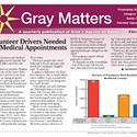 Gray Matters Fall 2012
