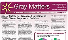 Gray Matters Spring 2011