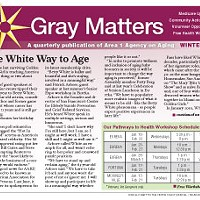 Gray Matters Winter 2012