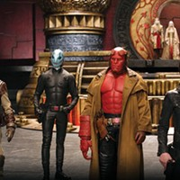Welcome Back Hellboy