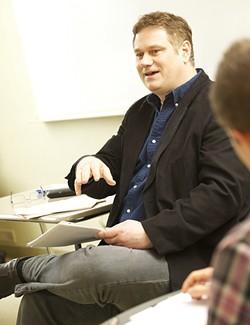 PHOTO COURTESY OF HUMBOLDT STATE UNIVERSITY - HIIMR co-director Erick Eschker