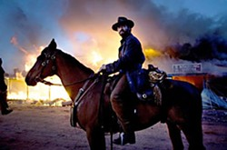 Hugh Jackman as Drover in 'Australia'