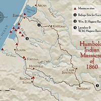 Genocide and Extortion Humboldt Indian Massacres of 1860.