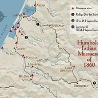 Genocide and Extortion Humboldt Indian Massacres of 1860.