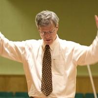 Humboldt Symphony Conductor Paul Cummings.