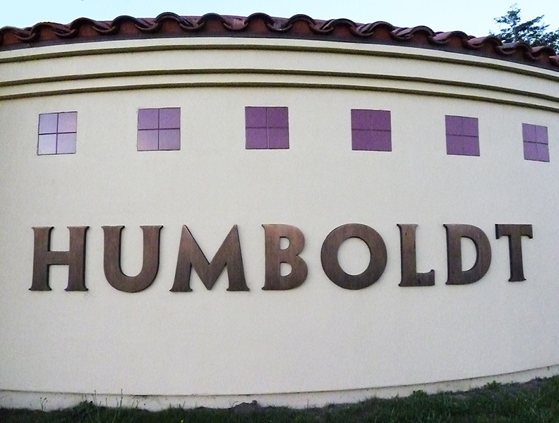 Humboldt - PHOTO BY BOB DORAN