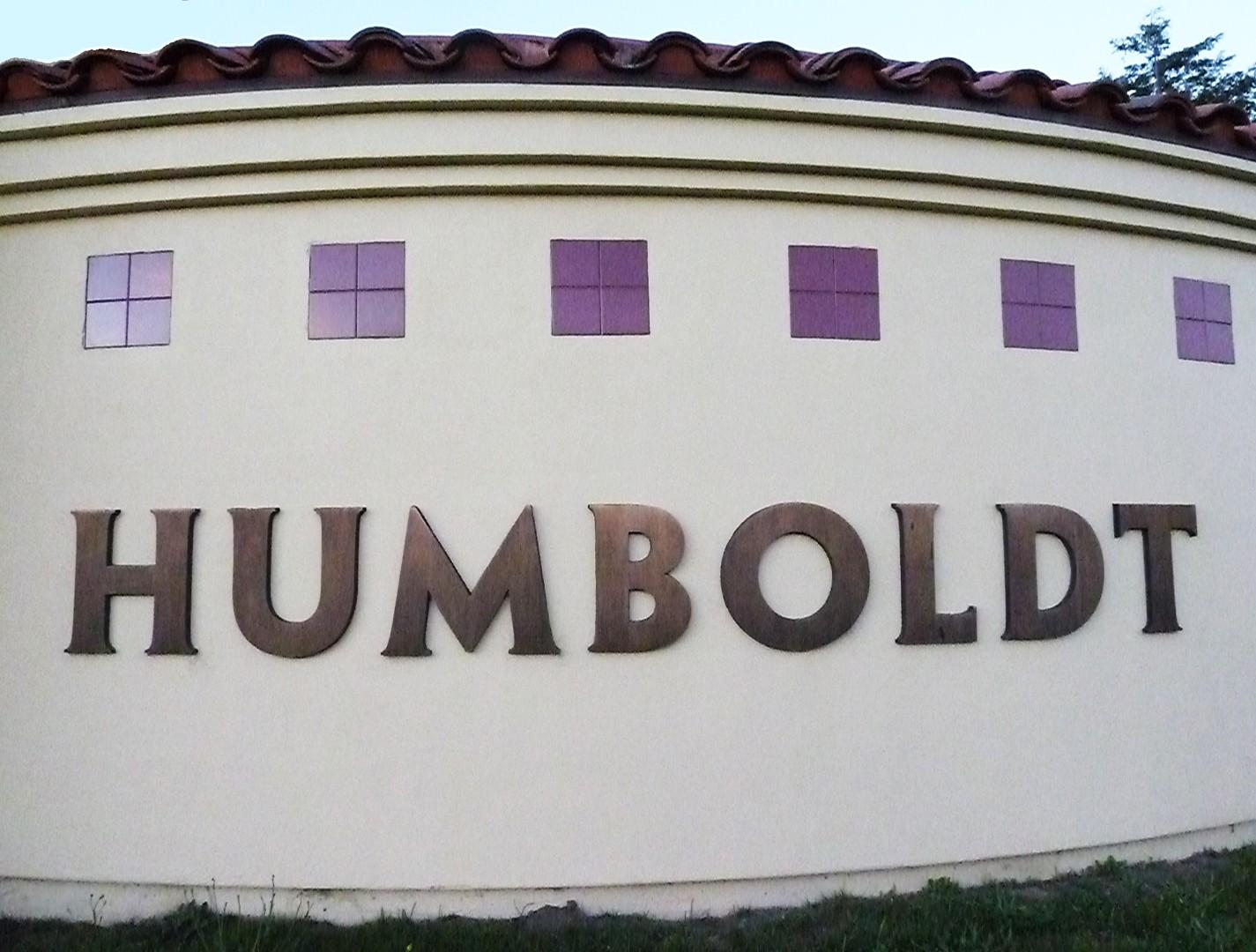 Humboldt - PHOTO BY BOB DORAN
