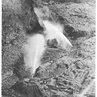 hydraulic mining at la grange mine