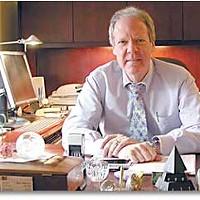 Panic Attack Interim president/superintendent Jeff Bobbitt . Photo by Heidi Walters