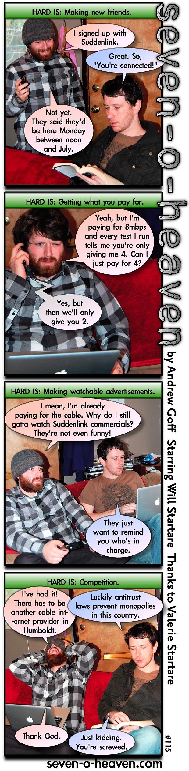 Internet Suck Provider