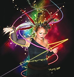 Irie Boogie dancer