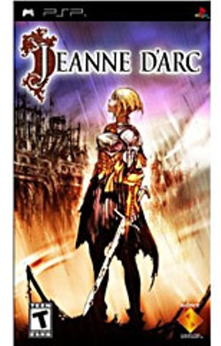 Jeanne D'Arc game