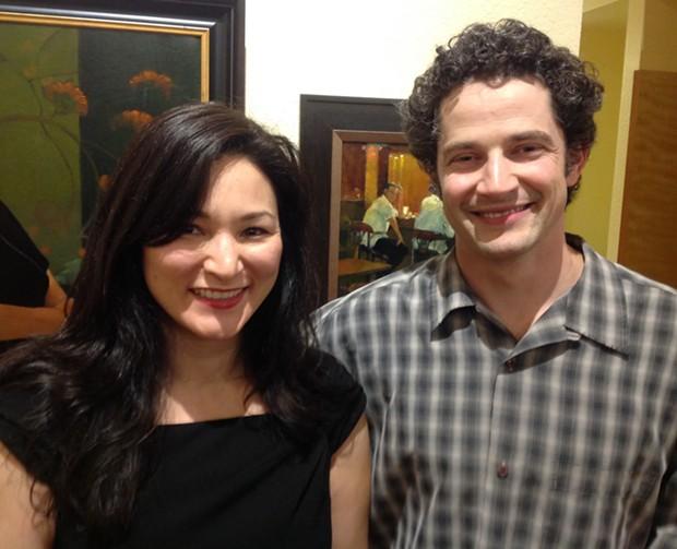 Jennifer and Thadeus - BOB DORAN