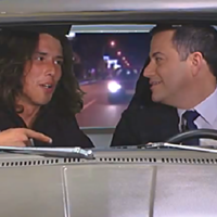 Jimmy Kimmel Picks Up Kai the Homefree Hitchhiker (VIDEO) (UPDATED)
