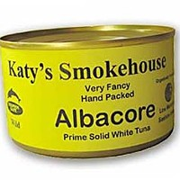 Katy's Very Fancy Hand Packed Albacore.