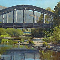 'Korbel Bridge' by Jim McVicker