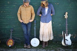 TEYA CRANSON - Ky Burt and Melanie Jean