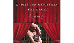 <em>Ladies and Gentlemen, The Bible!</em>