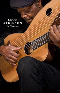 Leon Atkinson March 29th Live at The Sanctuary