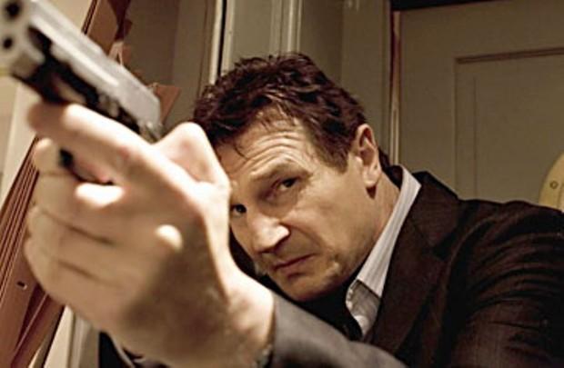 Liam Neeson in 'Taken'