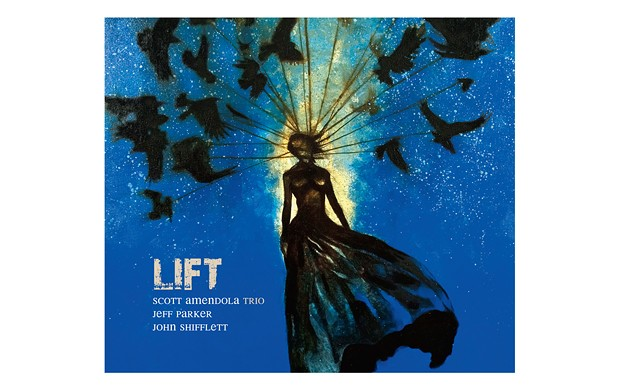 Lift - BY THE SCOTT AMENDOLA TRIO - SAZI RECORDS