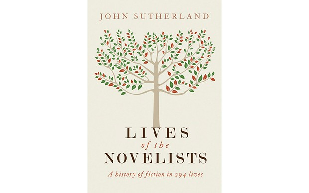 Lives of the Novelists: A History of Fiction in 294 Lives - BY JOHN SUTHERLAND - YALE UNIVERSITY PRESS