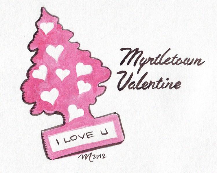 Local Valentine - JOEL MIELKE