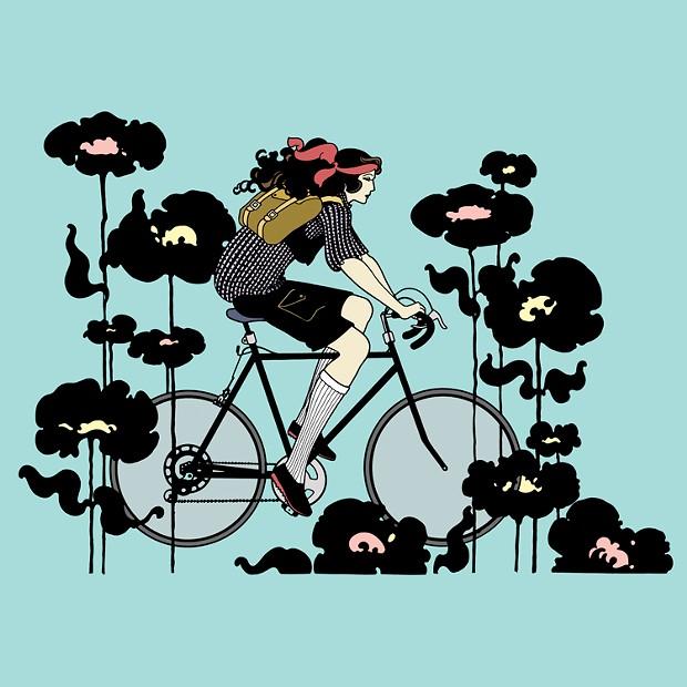 Long May You Bike - THINKSTOCK ILLUSTRATION