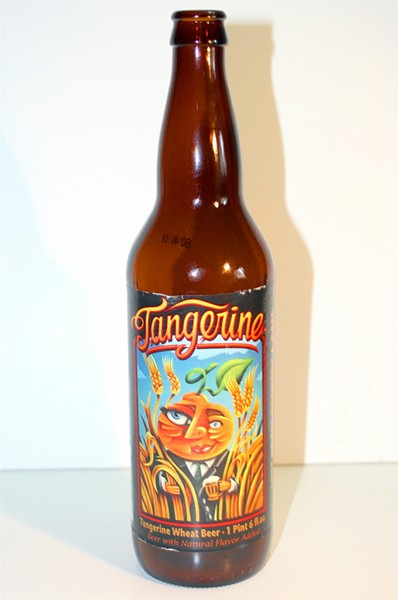 Lost Coast Tangerine Ale