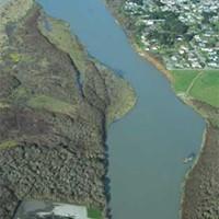 Mad River v. McKinleyville. January 22, 2006. Photo by J. Patrick Cudahy.